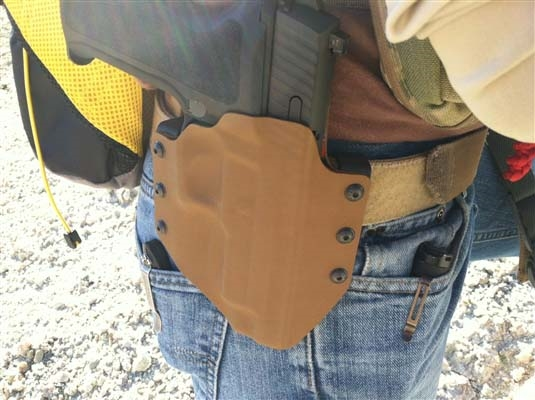 HD (heavy duty) Holster